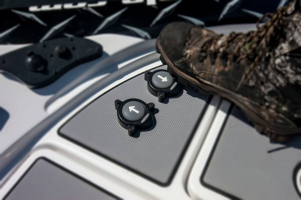 Power-Pole Foot Button