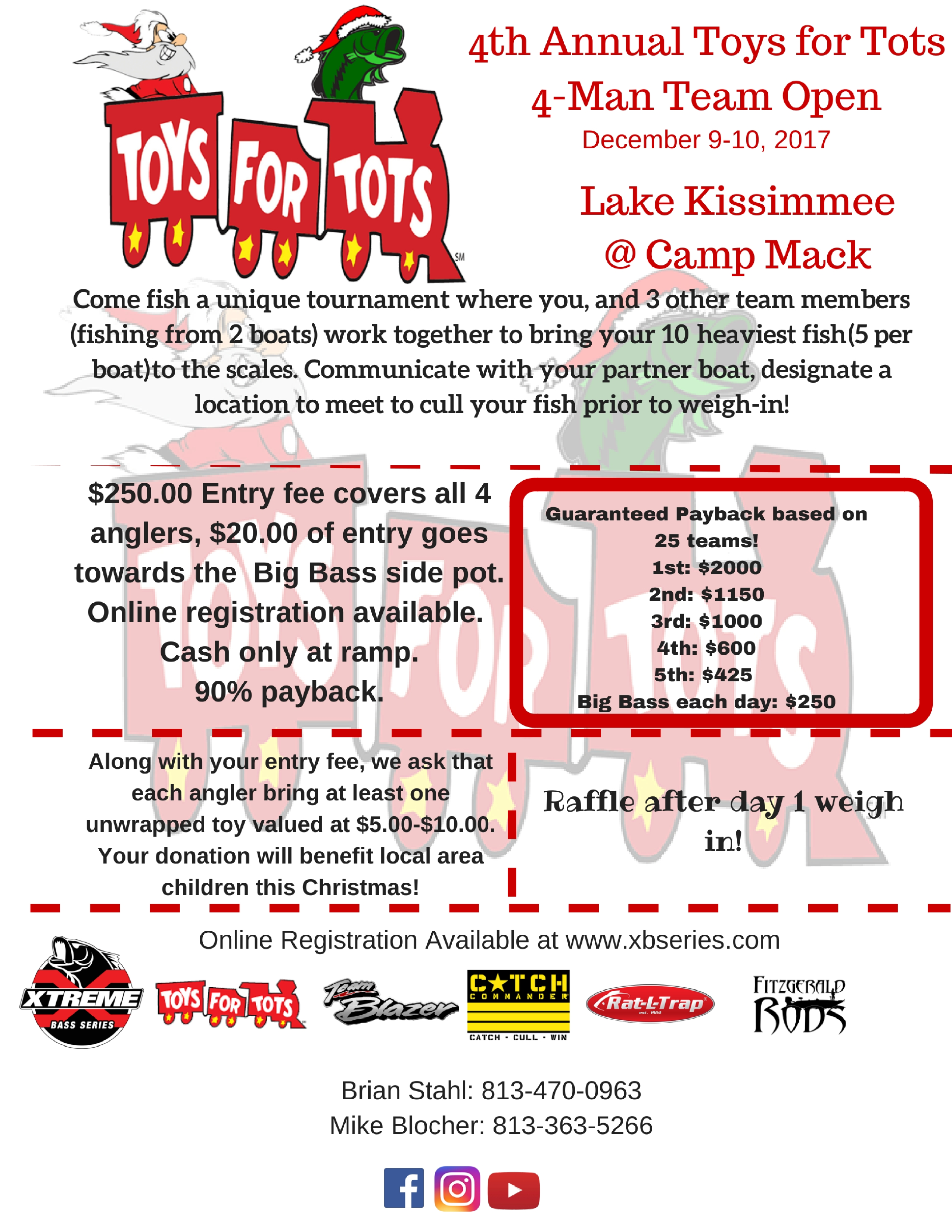 Toys For Tots Foundation Florida : Toys for tots last day to donate wow
